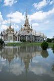 Thailand-Tempel im Nordland Stockfotos