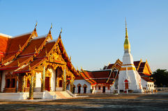 Free Thailand Temple Royalty Free Stock Images - 18357309