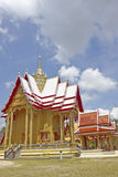Thailand temple. Is a art building Royalty Free Stock Image