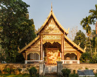 Thailand temple Chiang Mai Royalty Free Stock Image