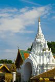 Thailand temple. In the daytime Royalty Free Stock Photography