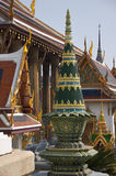 THAILAND TEMPLE - detail Stock Image