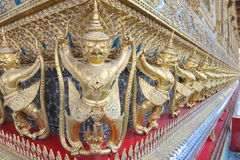Thailand : Temple of Emerald Buddha Royalty Free Stock Photos