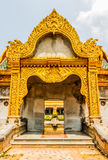 Thailand temple gate Royalty Free Stock Images