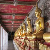 Thailand Temple. Royalty Free Stock Photography
