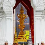 Thailand Temple. Royalty Free Stock Image