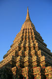 Thailand Temple Rooftop. Photo Of A Famous Temple In Thailand Stock Photos