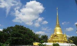 Thailand. Temple in Thai Stock Image