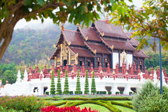 Thailand temple in Thailand Royalty Free Stock Images