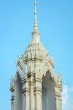 Thailand Temple Top. The Top of a Temple in Bangkok Thailand Stock Photos