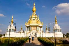 Thailand Temple. Wat Tum Khaong Pel ,Thailand. Is famous sacred place Stock Images