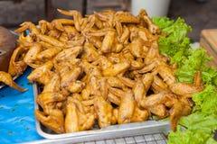 Thailand thai food on the street Bangkok Stock Photography
