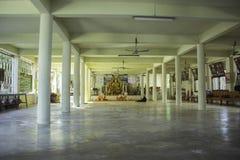 Thailand Thai temple art of Thailand Isaan. Royalty Free Stock Photos