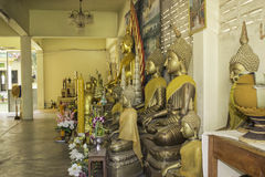Thailand Thai temple art of Thailand Isaan. Royalty Free Stock Photography