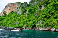 Thailand. `s amazing views in September Royalty Free Stock Photography