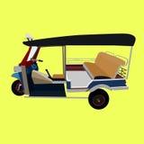 Thailand three wheel taxi Royalty Free Stock Photo