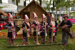 Thailand Tourism Festival 2017 Royalty Free Stock Photo