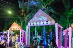 The Thailand Tourism Festival Royalty Free Stock Photo