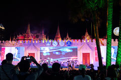 The Thailand Tourism Festival Stock Photography