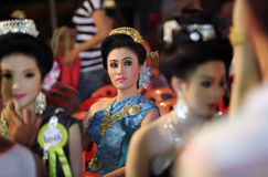 Thailand tradition Royaltyfri Fotografi