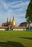 Thailand Tradition Landmark, Grand Palace Royalty Free Stock Image