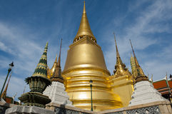 Thailand Tradition Landmark, Grand Palace Royalty Free Stock Images