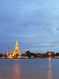 Thailand Tradition Landmark, Wat Arun, Bangkok Royalty Free Stock Photography