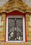 Thailand traditional style. Buddhist temples. Magnificent temple architecture in the Temple of Thailand Stock Images