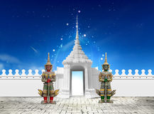 Thailand travel. Thailand bangkok travel background concept Royalty Free Stock Photography