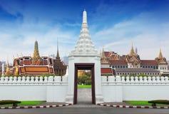 Thailand travel. Thailand bangkok travel background concept royalty free stock image