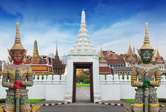 Thailand travel. Thailand bangkok travel background concept royalty free stock photos