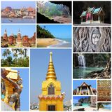 Thailand travel Royalty Free Stock Photography