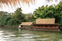 Thailand Travel River Kwai Kanchanaburi Royalty Free Stock Photo