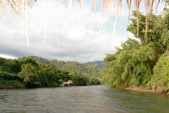 Thailand Travel River Kwai Kanchanaburi Stock Image