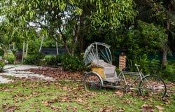 Thailand trehjuling Fotografering för Bildbyråer