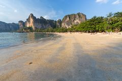 Thailand tropical beach Royalty Free Stock Photo