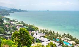 Thailand tropical island of Koh Chang Stock Image