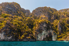 Thailand tropical island Royalty Free Stock Photo