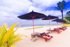 Thailand-tropischer Strand Lizenzfreie Stockbilder