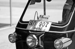 Thailand tuktuk Royaltyfri Bild