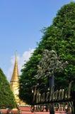 Thailand tusen dollarslott Royaltyfri Bild