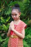 Thailand välkomnande arkivfoton