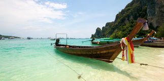 Thailand Vacation Beach Royalty Free Stock Images