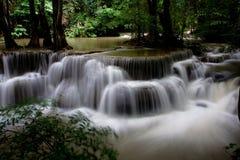 thailand vattenfall Arkivbild