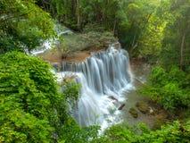 Thailand vattenfall Royaltyfri Bild