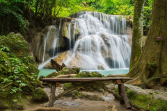thailand vattenfall fotografering för bildbyråer