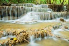 thailand vattenfall royaltyfria foton