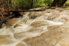 Thailand vattennedgång Royaltyfri Foto
