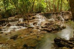 Thailand vattennedgång Arkivbilder
