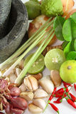 Thailand vegetables Royalty Free Stock Images
